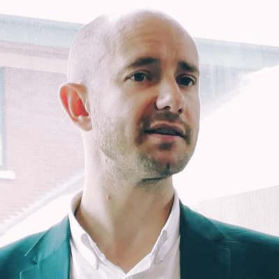 Jonny Sadler Programme Director Manchester Climate Change Agency